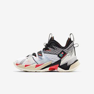 Dzieci Russell Westbrook Buty. Nike PL