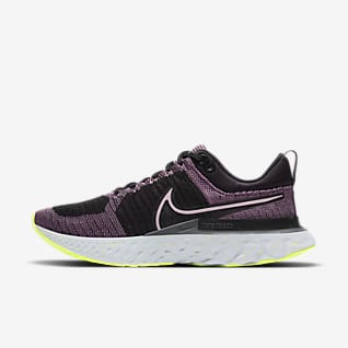 Nike React Infinity Run Flyknit 2 女款跑鞋