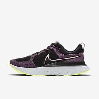 Nike React Infinity Run Flyknit 2 Hardloopschoen voor dames