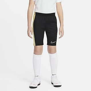Nike Dri-FIT Academy Spodenki piłkarskie dla dużych dzieci