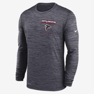 Nike Dri-FIT Sideline Velocity Legend (NFL Atlanta Falcons) Men's Long-Sleeve T-Shirt