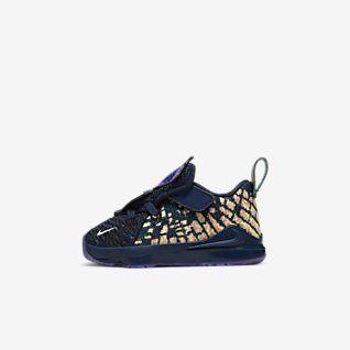LeBron 17 Monstars Baby/Toddler Shoe