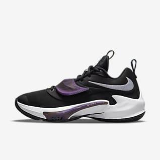 Zoom Freak 3 Basketball Shoes