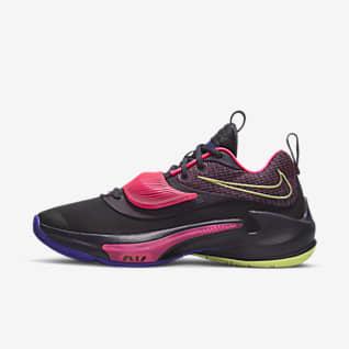 Zoom Freak 3 Basketbol Ayakkabısı