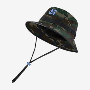 Jordan Dri-FIT College (UNC) Camo Bucket Hat