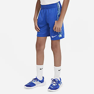 Nike Trophy Big Kids' (Boys') Printed Training Shorts