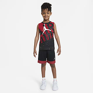Jordan Little Kids' Tank Top and Shorts Set