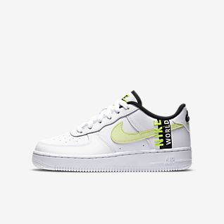 nike air force 1 bambino alte