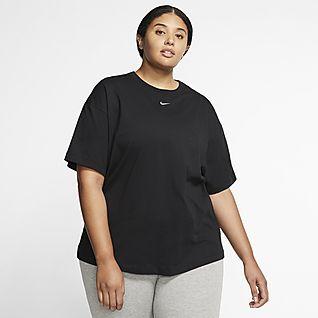 Nike Sportswear Essential Samarreta de màniga curta (talles grans) - Dona