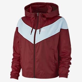 Nike Sportswear Heritage Damen-Windbreaker