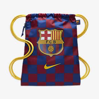 FC Barcelona Stadium Fotbalový sportovní pytel