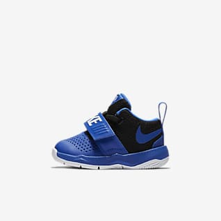 Nike Team Hustle D 8 Toddler Shoe