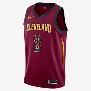 Collin Sexton Cavaliers Icon Edition Camiseta Nike NBA Swingman para hombre