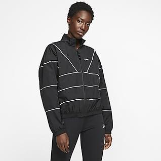 Nike Γυναικείο τζάκετ φόρμας