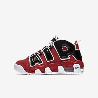 Nike Air More Uptempo รองเท้าเด็กโต