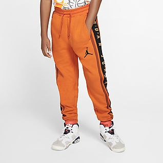 pantaloni nike jordan bambino