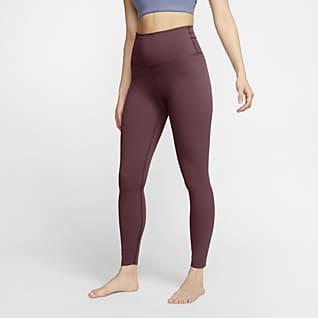 Nike Yoga Luxe Legging Infinalon 7/8 pour Femme