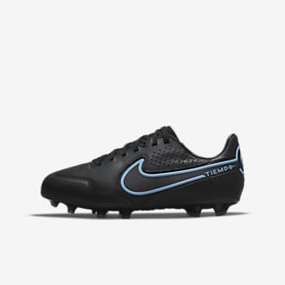 Nike Jr. Tiempo Legend 9 Pro FG Botes de futbol per a terreny ferm - Nen/a