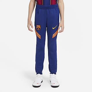 FC Barcelona Strike Футбольные брюки для школьников