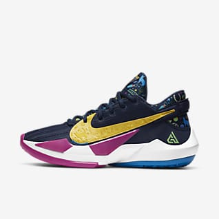 Zoom Freak 2 Chaussure de basketball