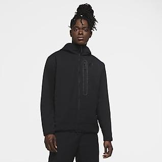 Nike Sportswear Tech Essentials Ανδρικό τζάκετ με κουκούλα και τεχνολογία Repel