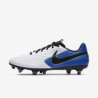 Nike Tiempo Legend 8 Academy SG-PRO Anti-Clog Traction Fotbollssko för vått gräs