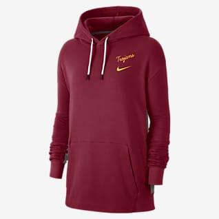Nike College (USC) Women's Fleece Pullover Hoodie