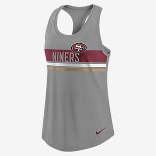 Nike Dri-FIT (NFL San Francisco 49ers) Women's Racerback Tank Top