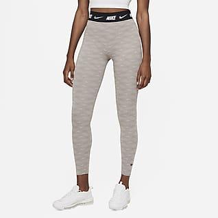 Nike Sportswear Club Damskie legginsy z wysokim stanem