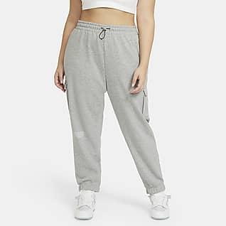 Nike Sportswear Swoosh Calças para mulher (tamanhos grandes)