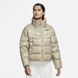 Nike Sportswear s péřovou výplní Dámská bunda