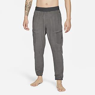 Nike Yoga Dri-FIT 男款長褲