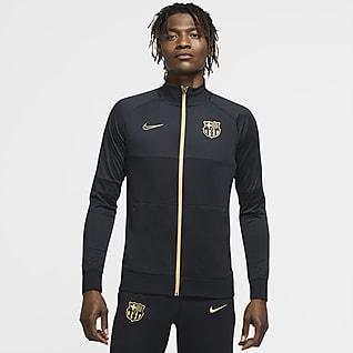 FC Barcelona Fußball-Track-Jacket für Herren