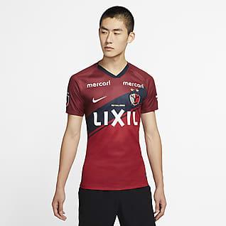Kashima 2020 ホーム メンズ サッカーユニフォーム