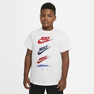 Nike Sportswear T-shirt voor jongens (ruimere maten)