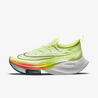 Nike Air Zoom Alphafly NEXT% รองเท้าวิ่งโร้ดเรซซิ่งผู้ชาย
