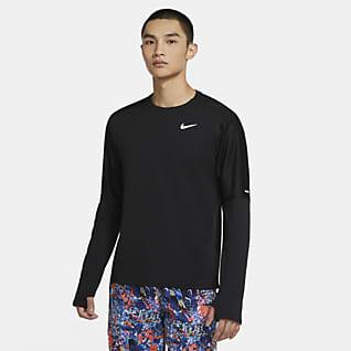 Nike Dri-FIT 男子跑步圆领上衣