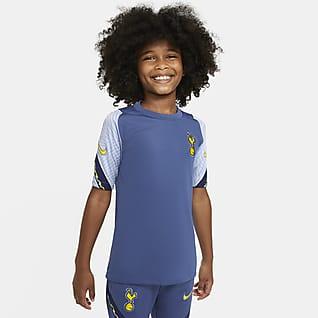 Tottenham Hotspur Strike Kortermet fotballoverdel til store barn