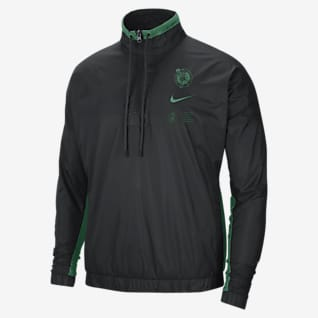 Boston Celtics Courtside Men's Nike NBA Tracksuit Jacket
