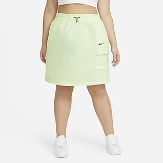 Nike Sportswear Swoosh Gonna (Plus size) - Donna
