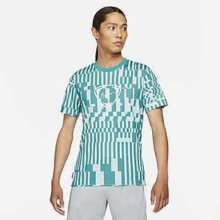 ナイキ Dri-FIT アカデミー メンズ サッカー Tシャツ