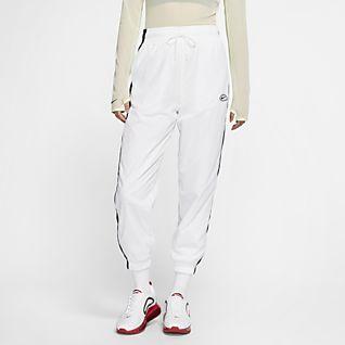 Nike Sportswear Byxor med vävd Swoosh för män
