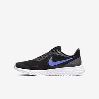 Nike Revolution 5 Glitter Calzado de running para niños talla grande