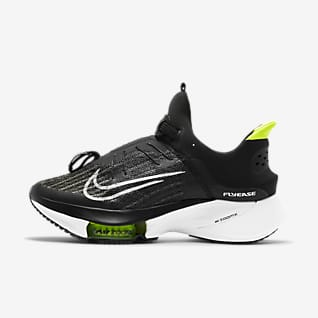Nike Air Zoom Tempo NEXT% FlyEase รองเท้าวิ่งผู้หญิง