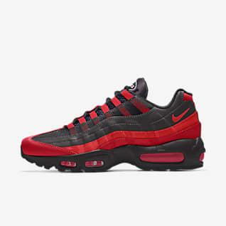 Hombre Rojo Air Max 95 Calzado. Nike US