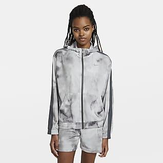 Nike Sportswear Icon Clash Jacka för kvinnor