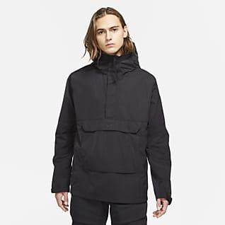Nike Sportswear Anorak med huva för män