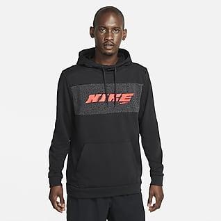 Nike Dri-FIT Sport Clash Men's Pullover Training Hoodie