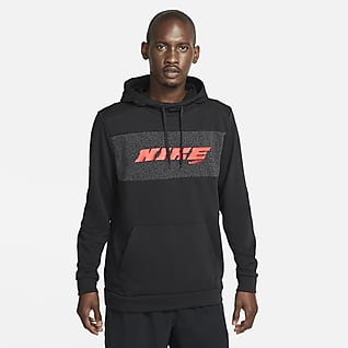Nike Dri-FIT Sport Clash Sudadera con gorro de entrenamiento sin cierre para hombre