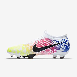 Nike Mercurial Vapor 13 Pro Neymar Jr. FG 天然偏硬草地足球釘鞋